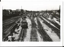 Photo -Train - Locomotive - Gare à Localiser - Trains