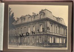 LE CESSID (CENTRE ETUDES SUPERIEURES SIDERURGIE) MAIZIERES LES METZ-ALBUM DE 20 PHOTOS ENV 1930-29x20 Cms-PHOTOS A.LIROT - Métiers