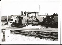 Photo -Train - Locomotive à Identifier  - Gare à Localiser - Trains