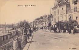 Val-d'Oise - Pontoise - Quai Du Pothuis - Pontoise