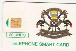 Uganda - Telecom Logo 20 Un. -  UGA-09 - Uganda