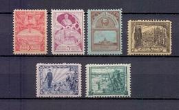 E 1/6 KRIJGSGEVANGENEN  POSTFRIS** 1915 Cat: 42 Euro - Commemorative Labels