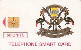 Uganda - Telecom Logo 50 Un. -  UGA-15 - Uganda