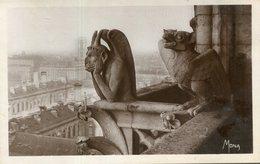 PARIS('em ARRONDISSEMENT) NOTRE DAME(CHIMERE) - Arrondissement: 04