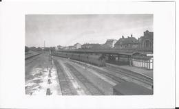 Photo -Train -- Gare à Localiser - Trains