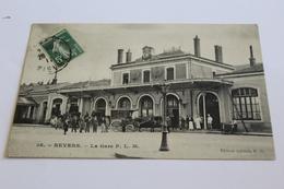 Nevers - La Gare - Nevers