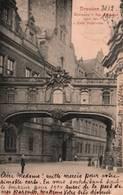 CPA - DRESDEN - Vue De La Ville - Ubergang V.Kgl Schlosse ... - Dresden