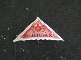 LITUANIE LIETUVA YT 411 ** - EVENEMENT TRAGIQUE - Lituanie