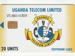 Uganda - UTL Logo 20 Un. - Uganda