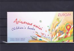 Europa CEPT 2010: Wit-Rusland / WeissRussland / WeißRußland / Belarus -Bielorussie  - YT N° 694 Et 695** Carnet - Europa-CEPT
