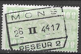 9S-123: N°TR253: MONS // PESEUR 2 - Railway