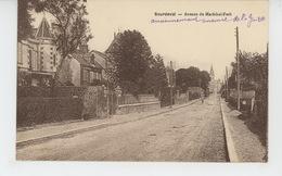 SOURDEVAL - Avenue Du Maréchal Foch - Autres Communes