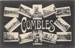 80-COMBLES- MULTIVUES - Combles