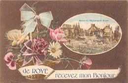 80-ROYE-RECEVEZ MON BONJOUR - Roye