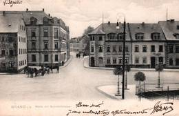 CPA - BRAND I.Sachsen - Vue De La Ville - Markt ... - Brand-Erbisdorf