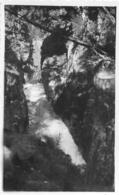 CASCADE DU PONT D'ESPAGNE 1933 PHOTO ORIGINALE  11 X 7 CM - Orte