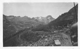 VALLEE DE BIOU LAC D'ARTOUSTE 1933 PHOTO ORIGINALE  11.50 X 7 CM - Orte