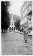 URIAGE 1934  PHOTO ORIGINALE  11.50 X 7 CM - Orte
