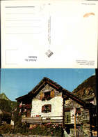 608690,Bellinzona Tipica Casa Ticinese Rustikales Tessiner Haus Tessin Switzerland - Schweiz