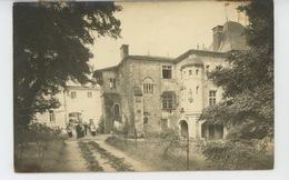 PONT L'ABBÉ D'ARNOULT - Belle Carte Photo Ayant Circulé En 1952 - Pont-l'Abbé-d'Arnoult