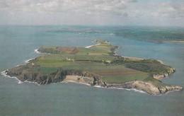 ISLANDE--île CALDEY ISLAND--wales Estate Off Tenby, South Wales---voir 2 Scans - Islande