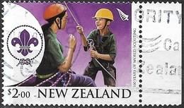 NEW ZEALAND 2007 Centenaries - $2 - Scouts Abseiling, 2007 FU - Oblitérés