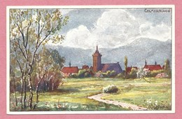 68 - COLMAR - Carte Signée JJ Waltz - Hansi - Colmarer Künstlerpostkarte - Série 1 - Verlag Max WETTIG - Colmar