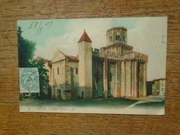Royat , Vieille église - Royat