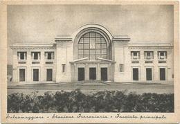 W2543 Salsomaggiore Terme (Parma) - Stazione Ferroviaria - Facciata Principale / Non Viaggiata - Italie