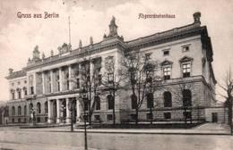 CPA - BERLIN - Vue De La Ville - Abgeordnetenhaus ... - Allemagne