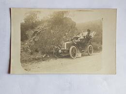 40668  -  -     Ancienne  Voiture  -  Carte  Photo - Voitures De Tourisme