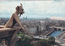 PARIS - Chimère De La Cathédrale Notre-Dame - Le Diable - Notre Dame De Paris
