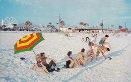 ETATS-UNIS--FLORIDA--PANAMA CITY BEACH--the World's Most Beautiful Bathing Beach---voir 2 Scans - Panama City