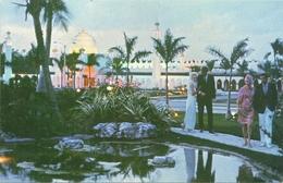 BAHAMAS-- THE  KINGS  INN   GOF  CLUB  POST  CARD - Cartoline