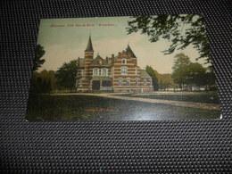 """Thourout   Torhout    Villa Van De Walle """" Groenhove """"   Niet Verstuurd - Torhout"""