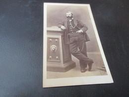 CDV - CARTE DE VISITE, 6.50 X 10.50 Cm, - Oud (voor 1900)