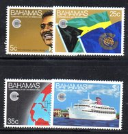 APR448 - BAHAMAS 1983 , Serie Yvert N. 528/531  ***  MNH  (2380A). - Bahamas (1973-...)