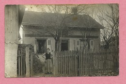 68 - SCHWEIGHAUSEN - SCHWEIGHOUSE Près LAUTENBACH - Carte Photo - Maison à Localiser - Voir état - Unclassified