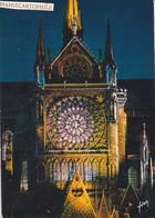 PARIS - Cathédrale Notre-Dame - Les Illuminations - Notre Dame De Paris