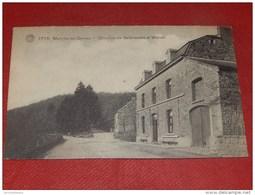 MARCHE LES DAMES  -  Chemins De Gelbressée Et Warlet    -  1928  - - Namen
