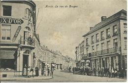Menin  La Rue De Bruges - Menen
