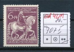 D.-Reich Nr. 907 I    **   (ed4211  ) Siehe Scan - Variétés