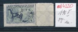 D.-Reich Nr. 196 I  **   (ed4220  ) Siehe Scan - Variétés