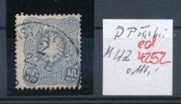 DP-Türkei  V 42    (ed4252 ) Siehe Scan - Bureau: Turquie