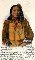 """"""" Short Bull """" Chief - Indiens D'amérique Du Nord - Indian Indian Indien - 1902 - Indiens De L'Amerique Du Nord"""