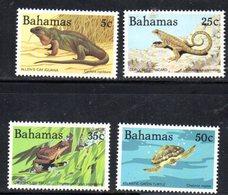 APR450 - BAHAMAS 1984 , Serie Yvert N. 563F/J  ***  MNH  (2380A). - Bahamas (1973-...)