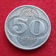 Mongolia 50 Tugrik 1994 KM# 123 Lt 652 Mongolie - Mongolia