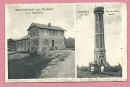 Vogesen - 67 - BELMONT - BELLEFOSSE - HOCHFELD - CHAMP Du FEU - Gastwirtschaft HAZEMANN - Tour - France