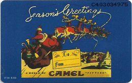Netherlands/Germany (Cooperation) - Camel... Santa With Deers, 2.5ƒ, 07.1994, 8.000ex, Mint - Paesi Bassi