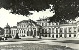 Vienna, Wien (Austria) Schloss Belvedere, Chateau Du Belvedere, Belvedere Castle - Belvedere